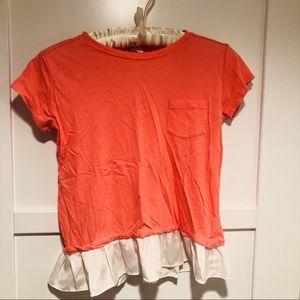 JCrew Girls T-shirt